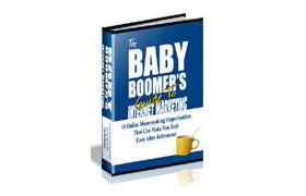 Baby Boomers Guide To Internet Marketing