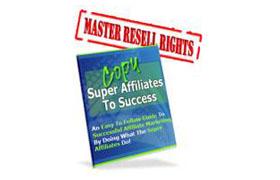 Copy the SUPER Affiliates to Success