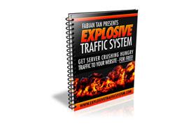 Explosive Traffic System