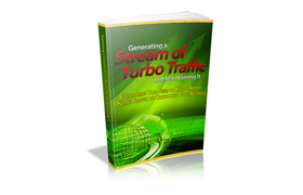 Generating a Stream of Turbo Traffic and Maintaining It