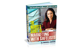 Insider Secrets To Marketing With Safelists