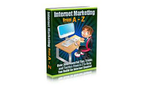 Internet Marketing From A – Z