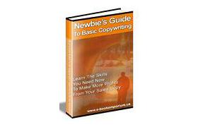 Newbies Guide to Basic Copywriting