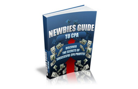Newbies Guide To CPA