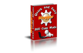 Quick and Easy Blogger SEO Code Mods