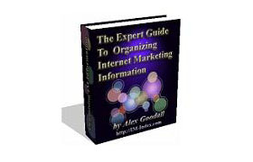The Expert Guide To Organizing Your Internet Marketing Information
