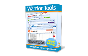Warrior Tools – Marketing Software Collection