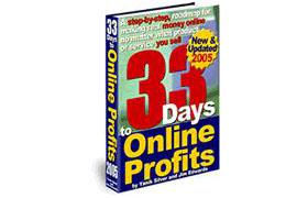 33 Days To Online Profits Video Enhanced eBook Tutorial