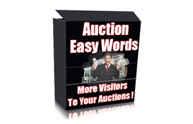 Auction Easy Words