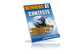 Make Dollars By Winning at Contests
