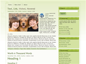 Modern Laws WP Theme