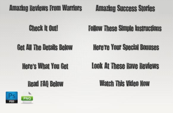 Web Promo Graphics Kit Edition 4