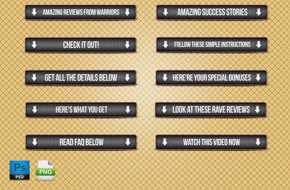 Web Promo Graphics Kit Edition 5
