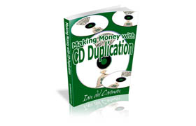Money with CD Duplication