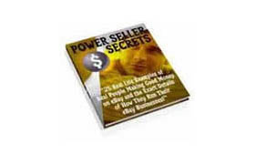 Power Seller Secrets