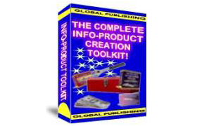 The Complete Info Product Creation Toolkit