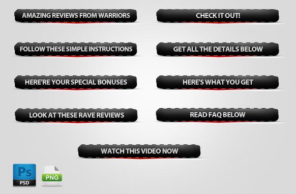 Web Promo Graphics Kit Edition 11