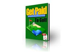 Get Paid To Golf