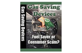 Gas Saving Devices eBook