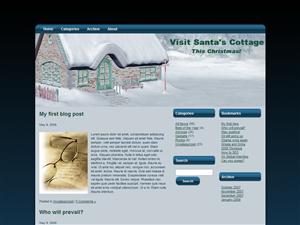 Santas Cottage WP Theme
