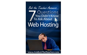7 Questions You Didn't Know To Ask About Web Hosting