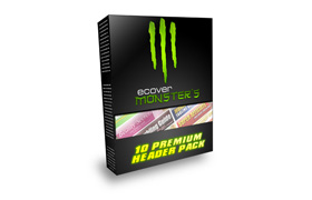 10 Premium Header Pack
