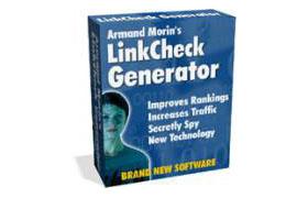 Link Check Generator