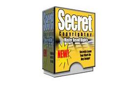 Secret Copyrighter
