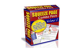 Squeeze Page Templetes