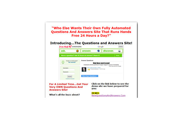 Turnkey Questions And Answers Script