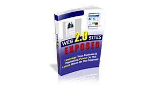 Web 2.0 Sites Exposed