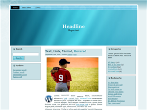 Young Sport WP Theme