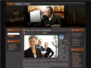 Your Business WP Theme Edition 2