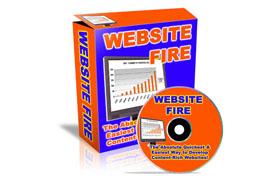 Website Fire