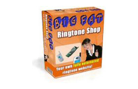 Your own easy to run Ringtone Website