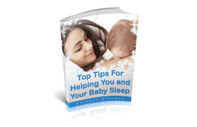 Tips For Helping You and Your Baby Sleep