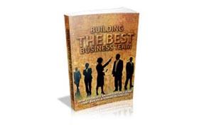 Building Best Business Team