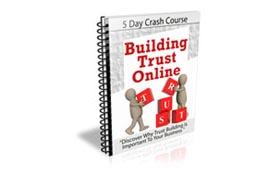 Building Trust Online