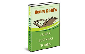Henry Gold Super Business Tools