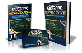 Facebook Fan Page and Marketing Secrets