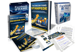 Facebook Fans Stampede Entire Collection