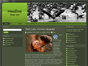 Birds WP Theme Edition 4