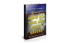 Home Biz Time and Money Savers