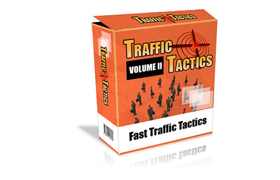 Tactics on Using Auction Sites and Tell a Friends to Drive Traffic