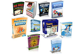 Mixed Collection Of Making Money Guides