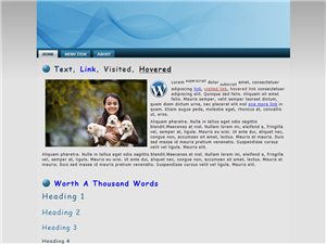 Business Blue WP Theme Edition 2