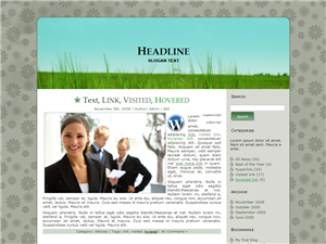Business Farm WP Theme