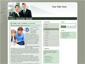 Business People WP Theme Edition 1