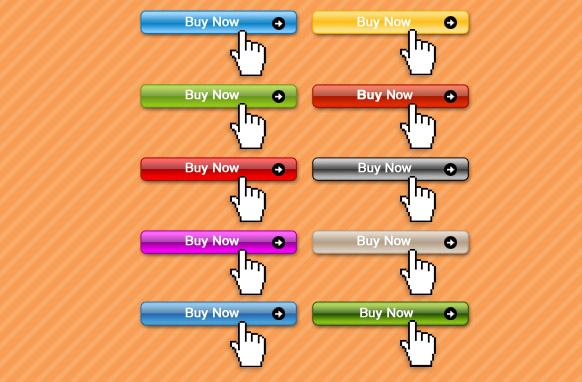 Buy Now Buttons Edition 2 PSD