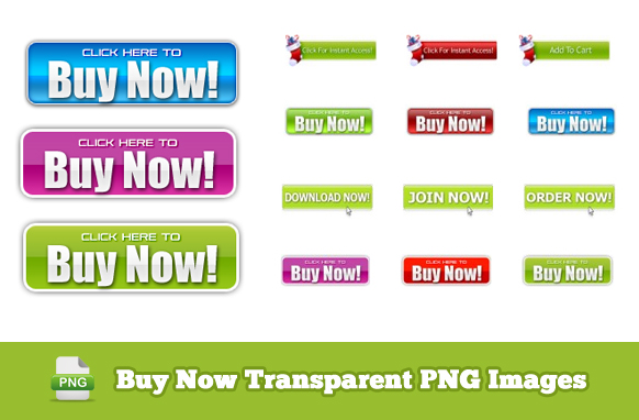 Buy Now Transparent PNG Images